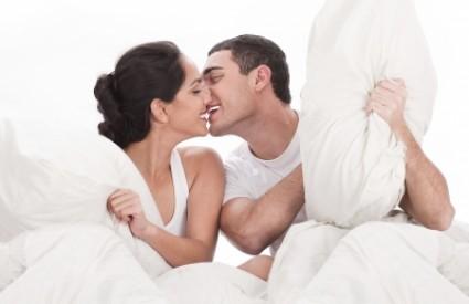 Dobar seksualni život dobar je temelj zdravog odnosa
