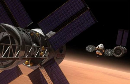 Nova letjelica sa ljudskom posadom