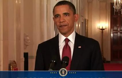 Obama objavlje smrt bin Ladena
