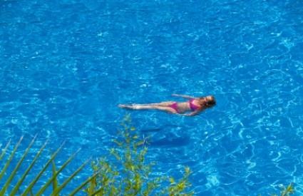 Izbacite loše raspoloženje plivanjem