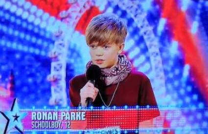 mlade talent RONAN Parke