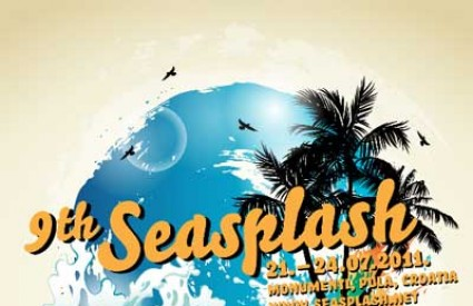 Deveti Seasplash u Puli