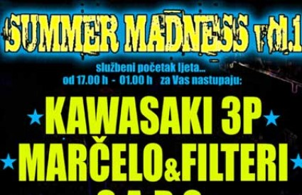 Summer Madness vol. 1