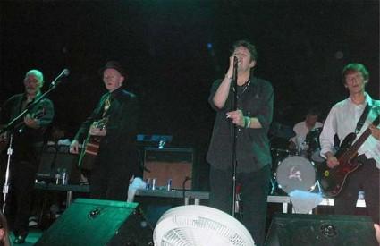 Shane McGowan i The Pogues