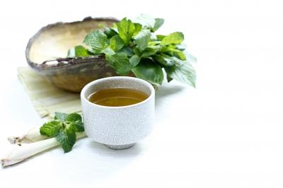 Moćni zeleni čaj