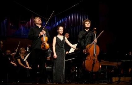 Natalija Rubinstein, Nikolaj Sačenko i Kiril Rodin