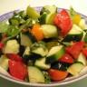 zdrav i osvežavajući ljetni obrok - salata