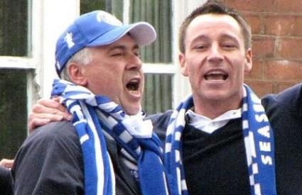 Carlo Ancelotti i Terry