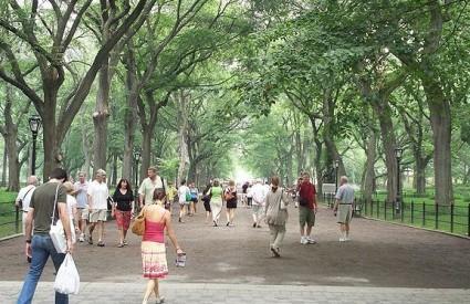 Više parkova, manje stresa