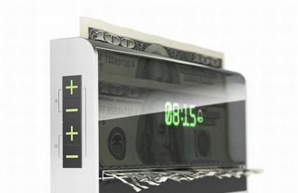 Vrijeme je novac - u punom smislu riječi
