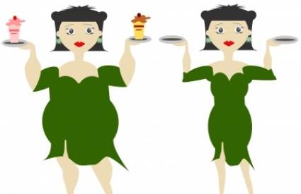 Debeli i mršavi