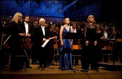 Maestro Kitajenko s filharmoničarima