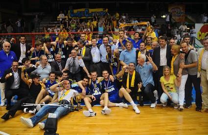 KK Zagreb - prvaci Hrvatske 2011.