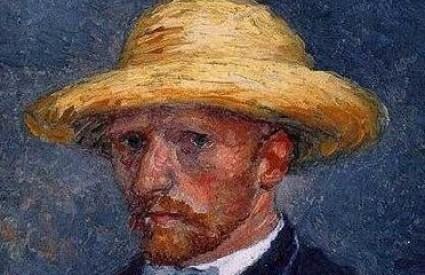Portret Thea Van Gogha - klikni za uvećani prikaz