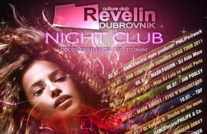Culture club Revelin