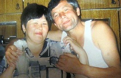 Ruskinja i njezin muž