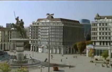 Skopje opet ključa