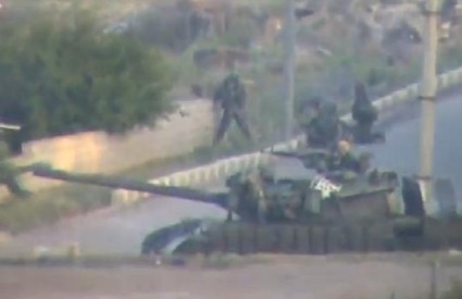 Sirijski tenk