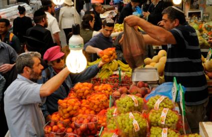 Izraelska tržnica