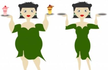 Kako najučinkovitije mršavjeti?