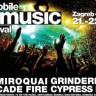 Raspored i satnica T-Mobile INmusic festivala 2011.