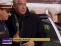 Sanader pri uhićenju u Salzburgu
