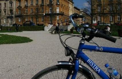 Bicikliranje gradom loše je za zdravlje