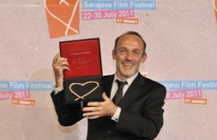 Karl Markovics prima Srce Sarajeva