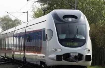 Novi elektromotorni vlak za prigradski prijevoz
