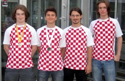 Mladi hrvatski informatičari