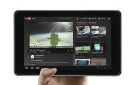 Novog borca na tržištu padova pokreće Android 3.0