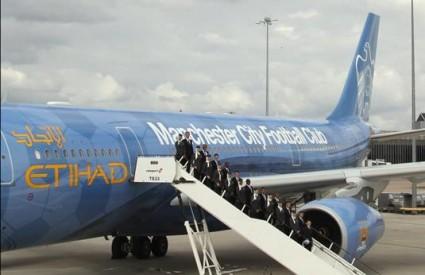Manchester City dobio vlastiti Airbus