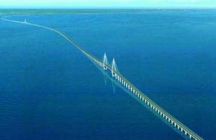 Najduži prekomorski most na svijetu