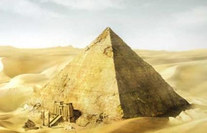 U piramidama se ipak nešto krije