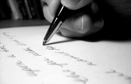 Pisanje bi trebalo ponovo biti IN