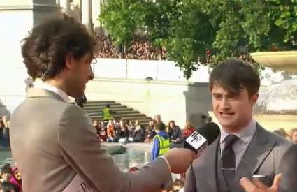 Obožavatelji se oprostili s Harryjem Potterom