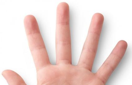 Izmjerite porcije svojom rukom