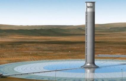 Solarni toranj u Arizoni