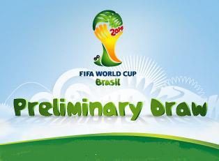 Izvučene skupine kvalifikacija za Svjetsko prvenstvo u Brazilu