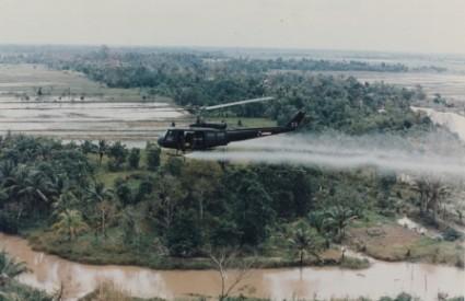 Agent Orange kodno je ime za iznimno toksični herbicid koji se koristio u Vijetnamskom ratu