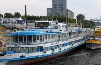 Izletnički brod potonuo je na rijeci Volgi