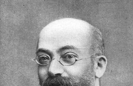 Lazar Ludwik Zamenhof (1859-1917, autor Esperanta 1887.)
