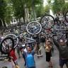 Uspješna prosvjedna vožnja biciklista po Zagrebu