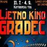 U nedjelju se otvara Ljetno kino Gradec
