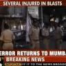 Mumbai: Terorizam se vratio, tri eksplozije, dvadeset mrtvih
