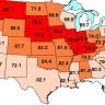 SAD proživljava nezapamćeni toplinski udar