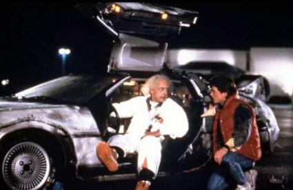 Putovanje kroz vrijeme DeLoreanom