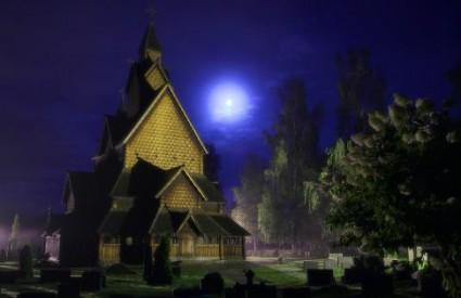 Najpoznatija norveška tradicionalna crkva u Heddalu
