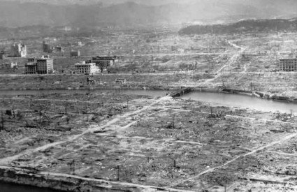 Hiroshima nakon pada atomske bombe