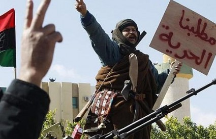 Libijski pobunjenici dobivaju legitimitet